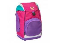 Рюкзак LEGO Nielsen Iconic фиолетово-розовый