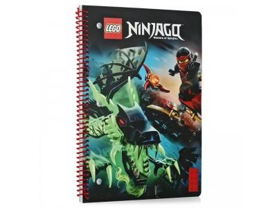 LEGO 51627 - Тетрадь Ninjago
