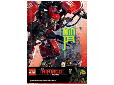 LEGO 51866 - Тетрадь Lego Ninjago