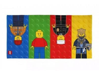 LEGO 3 - Полотенце Минифигуры