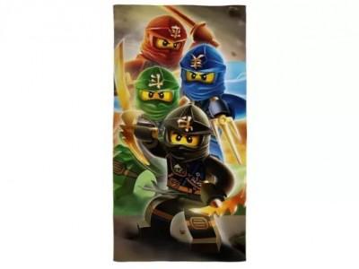 LEGO 6Q - Полотенце Ninjago Quadrant