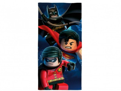 LEGO 9L - Полотенце  Heroes Legend
