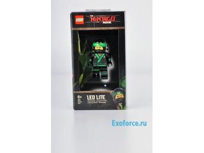 LEGO 24 - Налобный фонарик LEGO Ninjago - Lloyd