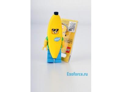 LEGO 118 - Брелок для ключей Человек-банан