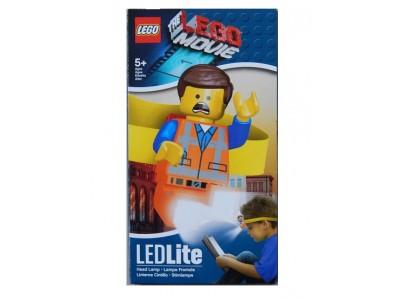 LEGO 14 - Налобный фонарик LEGO MOVIE - Emmet