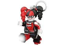 Брелок LEGO Бэтман Harley Quinn