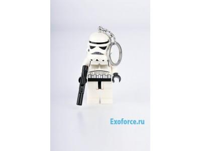 LEGO 123 - Брелок-фонарик Штормтрупер