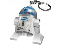 Брелок фонарик lego StarWars R2D2