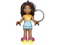 Брелок фонарик Lego Frends Андреа