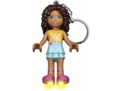 LEGO 22A - Брелок фонарик Lego Frends Андреа