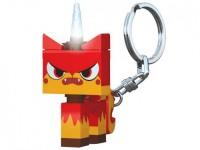 Брелок фонарик Movie Angry Kity