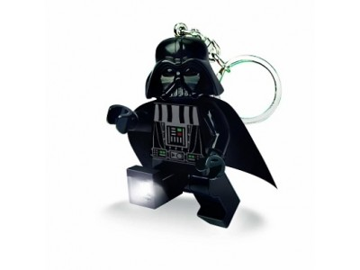 LEGO 7 - Брелок - фонарик Лего Дарт Вейдер