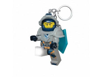 LEGO 87 - Брелок Рыцари Нексо- Clay