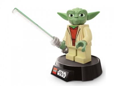 LEGO 9 - Настольная лампа - Yoda
