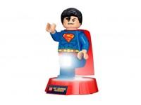 Фонарик - ночник LEGO Superman