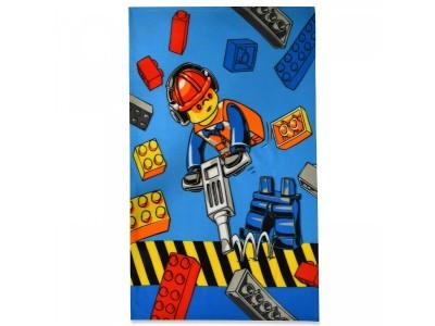 LEGO 1376 - Плед Lego City Construction