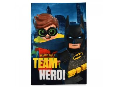 LEGO 2303 - Плед Legо Bat Movie