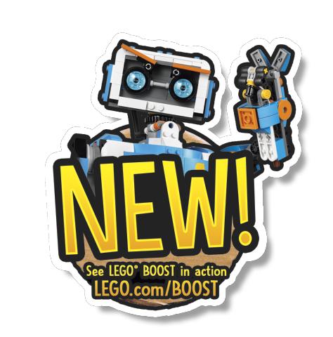 новый лего буст