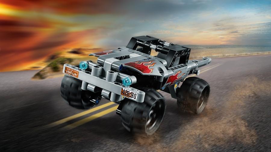 LEGO 42090 Машина для побега купить Technic