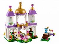 Королевские питомцы: замок